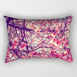 Blossom tree Rectangular Pillow
