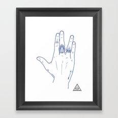Make My Hands Famous - Part V Framed Art Print