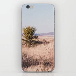 West Texas Vista iPhone Skin