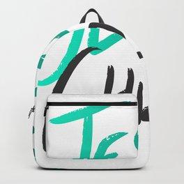 Jesucristo Jesus Christ Backpack