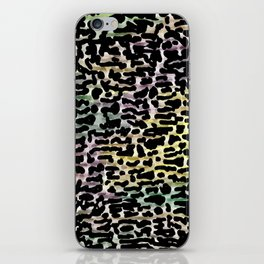 THIS IS NOT A LOVE STORY iPhone Skin