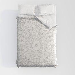 Grey Threads Mandala Comforters