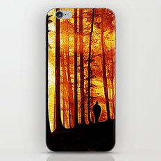 Conversing with Ancients  iPhone & iPod Skin