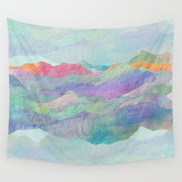 Everything Beautiful- Mountain Wall Tapestry