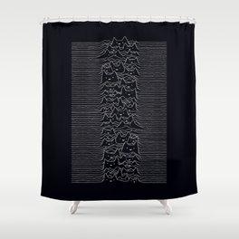Joy Division Shower Curtain