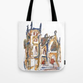 St. James Cathedral, Chicago Tote Bag