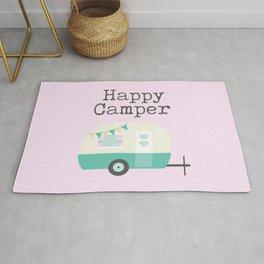 Happy Camper Rug