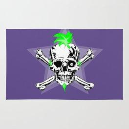Skull Punk Rug