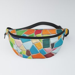 Colorfull Tiles Fanny Pack