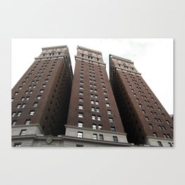 Buddy Buildings Canvas Print