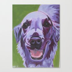 Sheila Girl Canvas Print