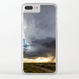 Stormscape 3 Clear iPhone Case
