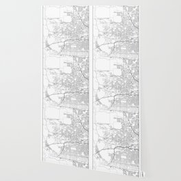 Minimal City Maps - Map Of Arvada, Colorado, United States Wallpaper