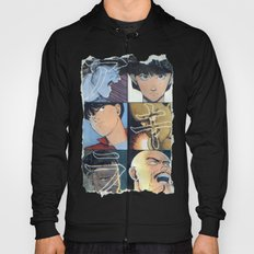 Akira: Pulped Fiction edition Hoody