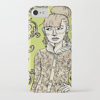 baroque iPhone & iPod Cases featuring Baroque  by Danielle Feigenbaum