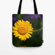 Yellow Daisy 4217 Tote Bag