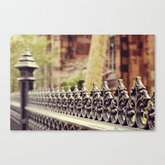 Strength in Numbers Canvas Print