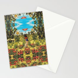 Magical Desert  Stationery Cards