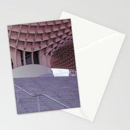 Modern art in Sevilla Stationery Cards