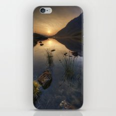 The morning Light iPhone & iPod Skin
