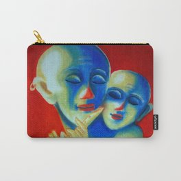 Krishna with Kid Carry-All Pouch