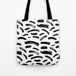 Foundry Abstract Brush Strokes 2 Tote Bag