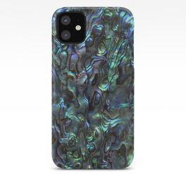 Abalone Shell | Paua Shell | Sea Shells | Patterns in Nature | Natural | iPhone Case