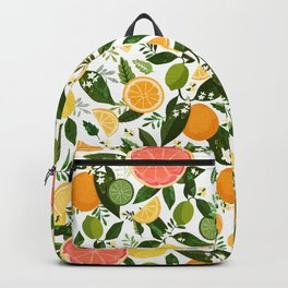Punch Bowl Pattern Backpack