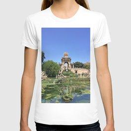Barcelona - Parc de la Ciutadella T-shirt