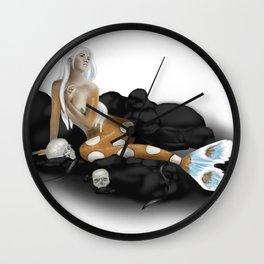 Dangerous Mermaid Wall Clock