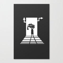 Crona Fury  Canvas Print