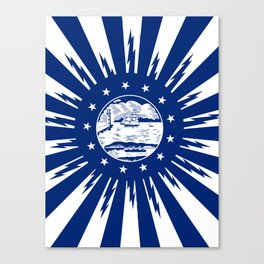 FLAGSHIP 2020 Canvas Print