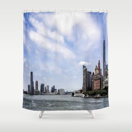NYC  Shower Curtain