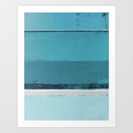 Arrange Art Print