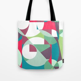 Today's pattern Tote Bag