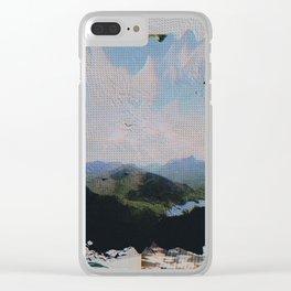 WNDW99 Clear iPhone Case
