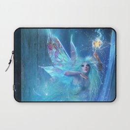 The Blue Fairy Laptop Sleeve