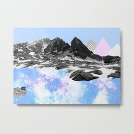 drinking galaxies Metal Print