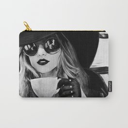Comfortable Silences Carry-All Pouch