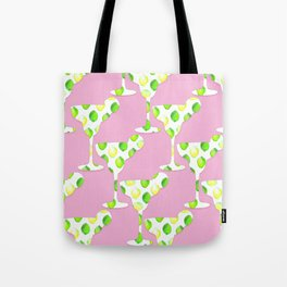 margarita pink Tote Bag