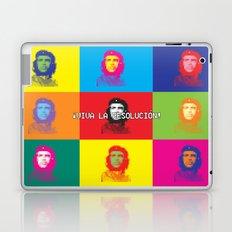 Viva la Resolución - Warhol Edition Laptop & iPad Skin