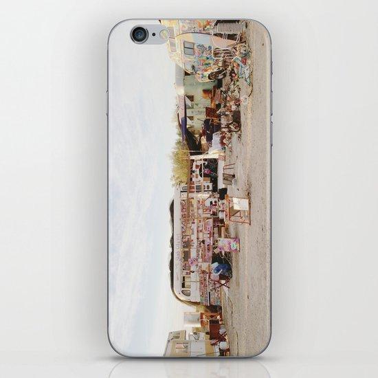 Slab City Art iPhone & iPod Skin