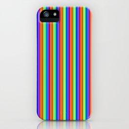 Incandescent Rainbow  iPhone Case