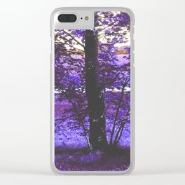 Tree Of Life II Clear iPhone Case
