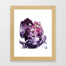 Tainted Love Framed Art Print
