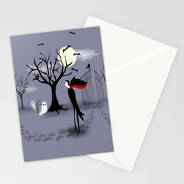 Mr. Lonely Stationery Cards
