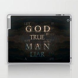 Let God Be True Laptop & iPad Skin