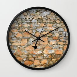 Hole in the Wall Wall Clock