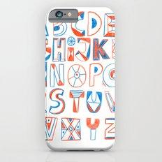 PlayFull Alphabet Slim Case iPhone 6s
