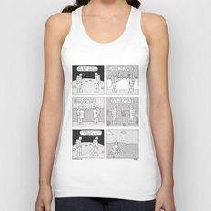 Different Unisex Tank Top